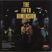 Click here for more info about 'The 5th Dimension - The Fifth Dimension Live'