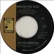 Click here for more info about 'The 5th Dimension - Wedding Bell Blues'