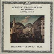 Click here for more info about 'The Academy Of Ancient Music - Mozart: The Symphonies (Salzburg 1772-1773)'