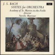 Click here for more info about 'Johann Sebastian Bach - Suites For Orchestra - 2nd'