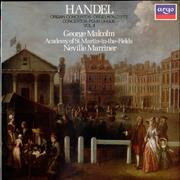 Click here for more info about 'The Academy Of St. Martin-In-The-Fields - Handel: Organ Concertos Vol. 4'