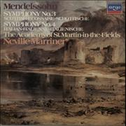 Click here for more info about 'The Academy Of St. Martin-In-The-Fields - Mendelssohn Symphonies 3 & 4'