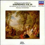 Click here for more info about 'The Academy Of St. Martin-In-The-Fields - Mozart: Symphony No. 25 & 29'