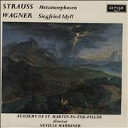 Click here for more info about 'Strauss: Metamorphosen/ Wagner: Siegfried Idyll'