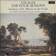 Click here for more info about 'The Academy Of St. Martin-In-The-Fields - Vivaldi: The Four Seasons - 2nd'