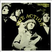 The Action The Ultimate Action UK vinyl LP