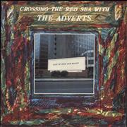The Adverts Crossing The Red Sea With The Adverts UK vinyl LP