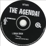 Click here for more info about 'The Agenda! - Crash! Crash!'