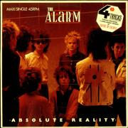 Click here for more info about 'The Alarm - Absolute Reality'