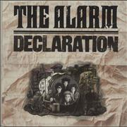 Click here for more info about 'The Alarm - Declaration'
