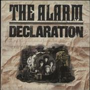 Click here for more info about 'The Alarm - Declaration + lyric inner'