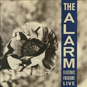 Click here for more info about 'The Alarm - Electric Folklore Live'