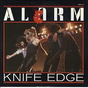 Click here for more info about 'The Alarm - Knife Edge'