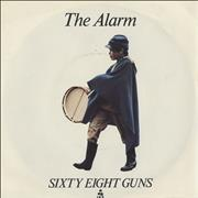 Click here for more info about 'The Alarm - Sixty Eight Guns - A-Label - P/S'