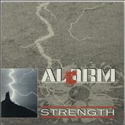 Click here for more info about 'The Alarm - The Strength Tour - Fully Autographed'