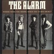 Click here for more info about 'The Alarm - Where Were You Hiding When The Storm Broke'