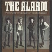 Click here for more info about 'The Alarm - Where Were You Hiding When The Storm Broke?'