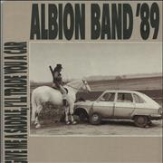 Click here for more info about 'The Albion Band - Give Me A Saddle, I'll Trade You A Car'