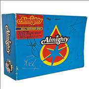 Click here for more info about 'The Almighty - All Sussed Out - Autographed + 7CDs'