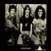 Click here for more info about 'The Alpha Band - Spark In The Dark'