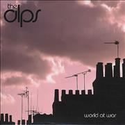 The Alps World At War - Autographed Disc! UK CD single