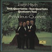Click here for more info about 'The Amadeus Quartet - Joseph Haydn: Toste-Quartette'