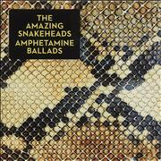 Click here for more info about 'The Amazing Snakeheads - Amphetamine Ballads + Can't Let You Go'