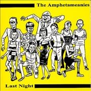 Click here for more info about 'The Ampetameanies - Last Night'