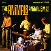 Click here for more info about 'The Animals - Animalism'