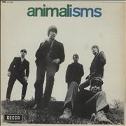 Click here for more info about 'The Animals - Animalisms - VG'