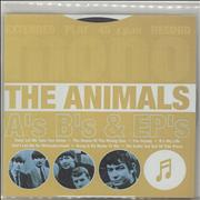 Click here for more info about 'The Animals - A's B's & EP's'