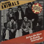 Click here for more info about 'The Animals - Before We Were So Rudely Interrupted'