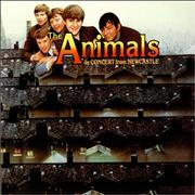 Click here for more info about 'The Animals - In Concert From Newcastle'