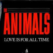 Click here for more info about 'The Animals - Love Is For All Time'