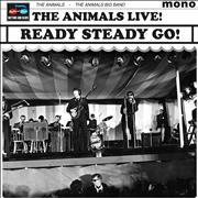 Click here for more info about 'The Animals - The Animals Live! Ready Steady Go! - Sealed'