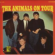 Click here for more info about 'The Animals - The Animals On Tour - Stereo - Original'