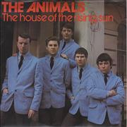 Click here for more info about 'The Animals - The House Of The Rising Sun EP + Sleeve'