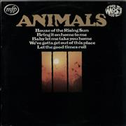 Click here for more info about 'The Animals - The Most Of'