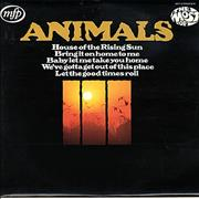 Click here for more info about 'The Animals - The Most Of The Animals'