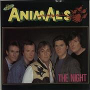 Click here for more info about 'The Animals - The Night'