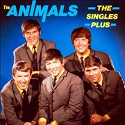 Click here for more info about 'The Animals - The Singles Plus'