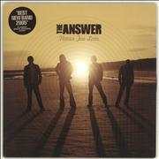 Click here for more info about 'The Answer - Never Too Late'
