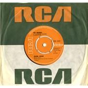 """The Archies Sugar, Sugar - 4 Prong UK 7"""" vinyl"""