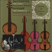 Click here for more info about 'Beethoven: Quartet No. 10, Op.74 'The Harp' / Dvorak: Quartet in F Major Op.96 'The American''