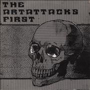 Click here for more info about 'The Art Attacks - First And Last'