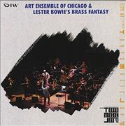 Click here for more info about 'The Art Ensemble Of Chicago - Art Ensemble Of Chicago & Lester Bowie's Brass Fantasy'