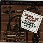 Click here for more info about 'The Art Farmer-Benny Golson Jazztet - Another Git Together'