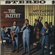 Click here for more info about 'The Art Farmer-Benny Golson Jazztet - Meet The Jazztet'