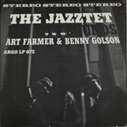 Click here for more info about 'The Art Farmer-Benny Golson Jazztet - The Jazztet - Big City Sounds'
