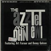 Click here for more info about 'The Art Farmer-Benny Golson Jazztet - The Jazztet And John Lewis'